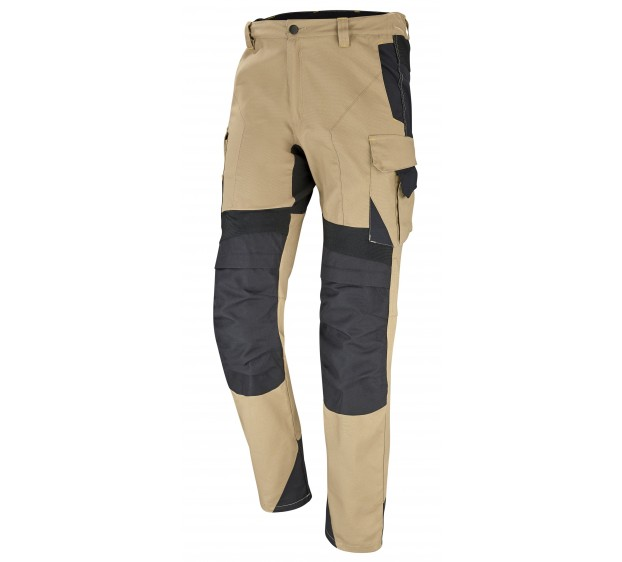 PANTALON CRAFT WORKER XP SAVANE/NOIR
