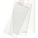PROTECTION INTER. SPEEDGLAS 61x117MM (SACHET DE 5)