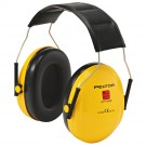 CASQUE ANTIBRUIT OPTIME I JAUNE