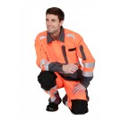 PANTALON GENOUILLERES ROADY ORANGE F/CONVOY  ETJ75 CM