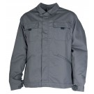 BLOUSON DE TRAVAIL BATTLE DRESS GRIS CONVOY
