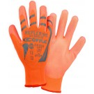GANTS DE MANIPULATION REFLEXIVE ORANGE