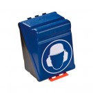 SECUBOX MAXI BLEU PICTOGRAMME VISIERES