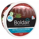 BOLDAIR GEL DESTRUCTEUR D'ODEUR CEDRE